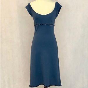 Betsy Johnson Scoop Neck Knit Dress